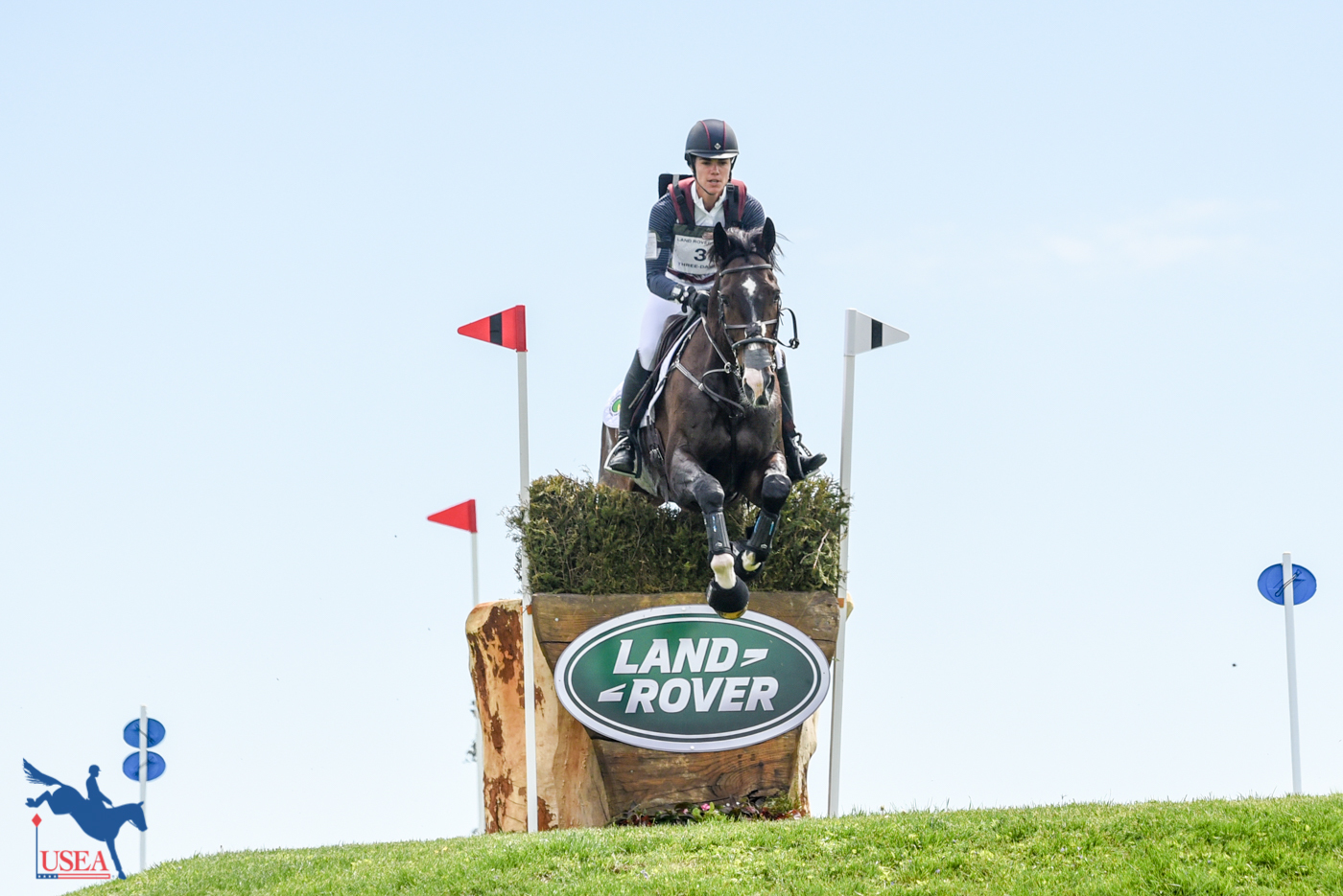 11 Riders to Fly the U S  Flag at the 2019 Burghley Horse Trials