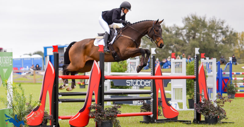 A Show Jumping Day to Remember at Ocala Jockey Club