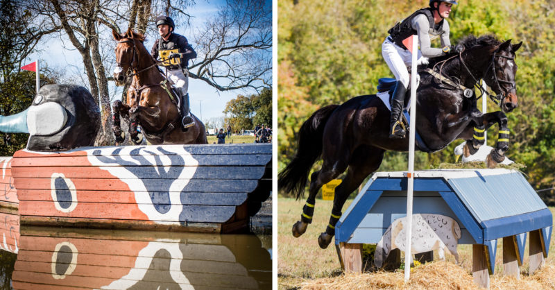 Waylon Roberts and Woods Baughman Work their Way to the Top of the…