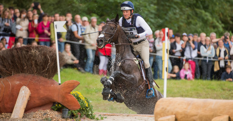 22nd - Sidney Dufresne and Tresor Mail (FRA)