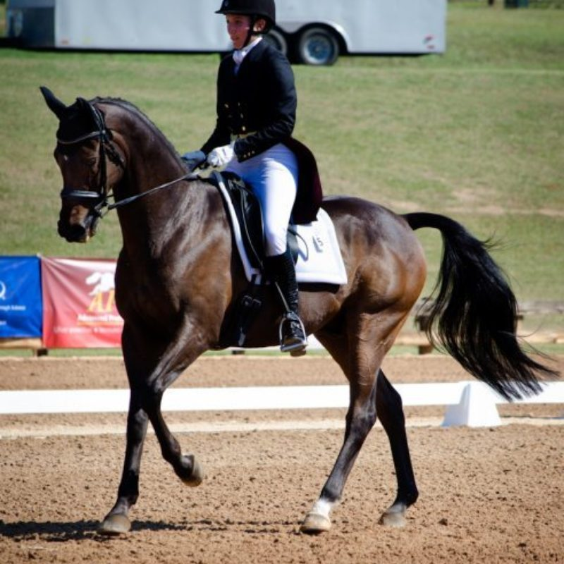 14th - Jenny Caras and Fernhill Fortitude - 47.1
