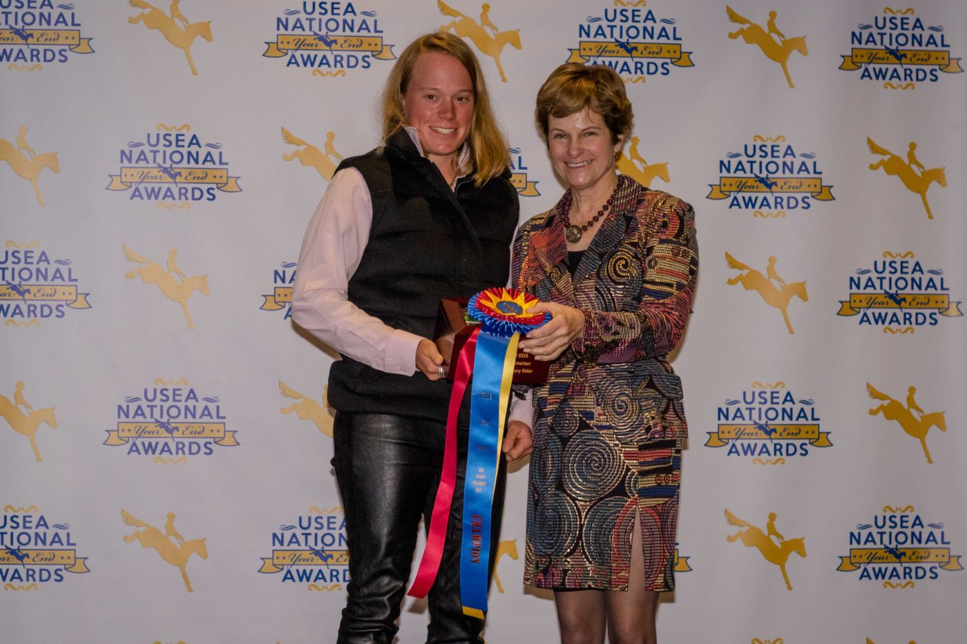 Preliminary Adult Amateur Rider and Intermediate Adult Amateur Rider of the Year: Arden Wildasin.