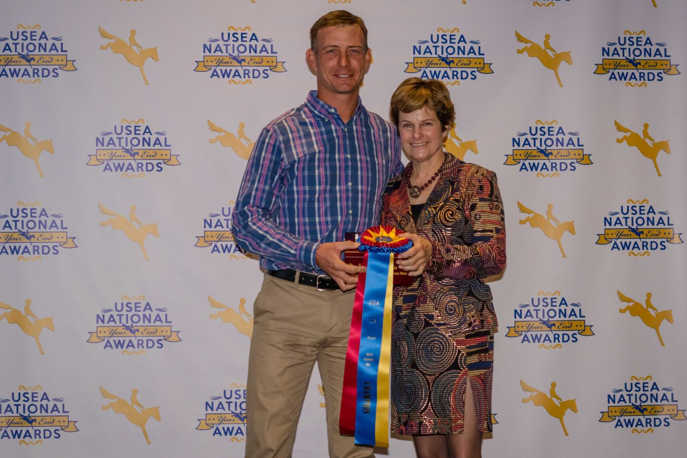 Preliminary Master Rider of the Year: Jonathan Holling.
