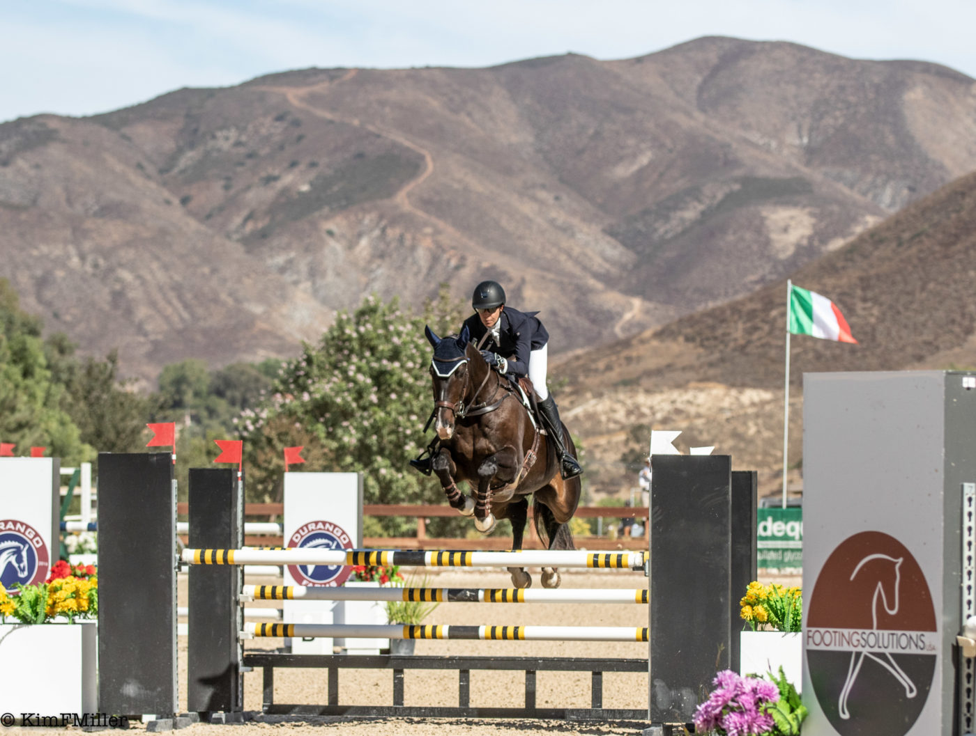 CCI3*-L - 2nd - Asia Vedder and Isi