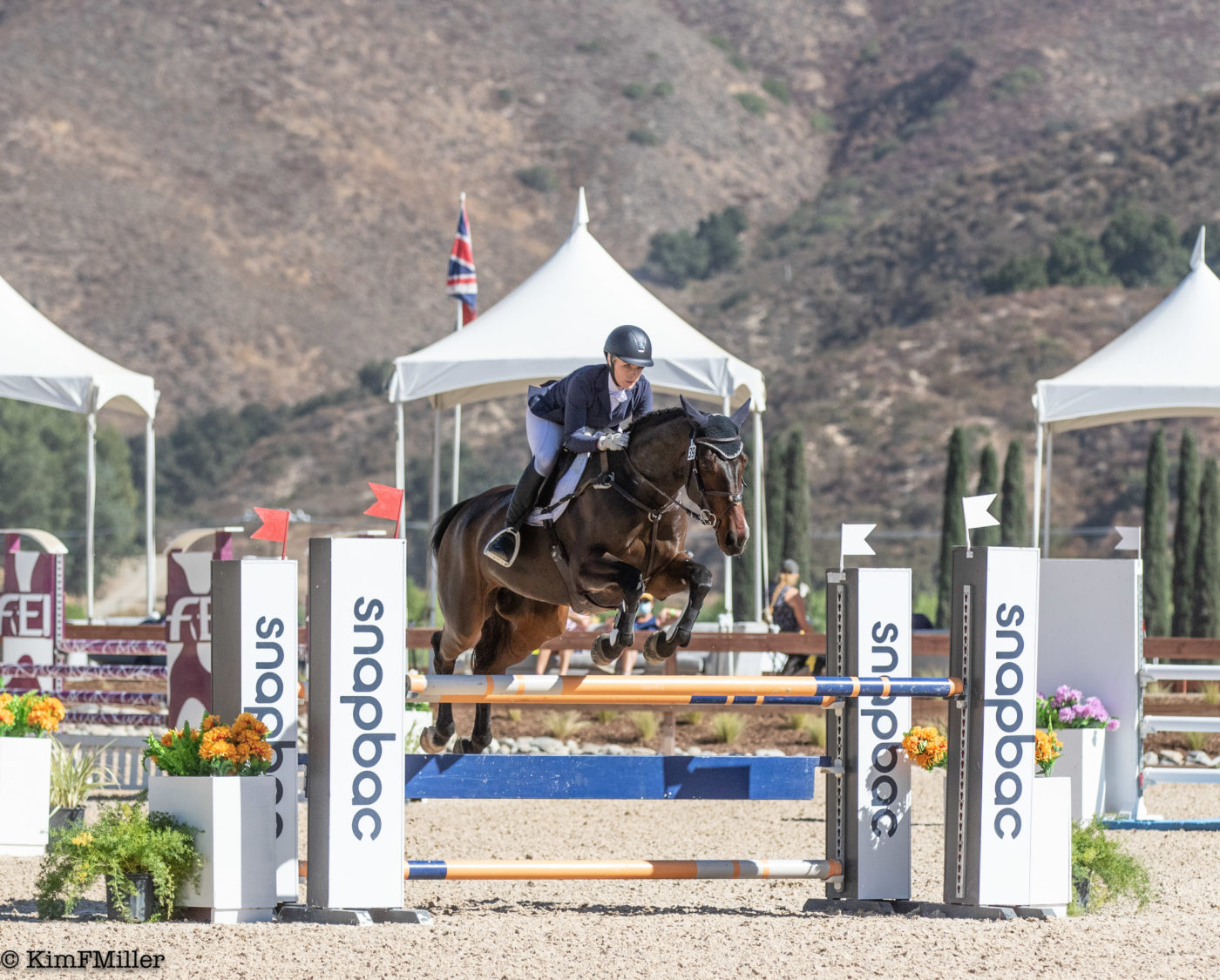 CCI2*-L - 3rd - Audrey Sanborn and OBOS Quality Time