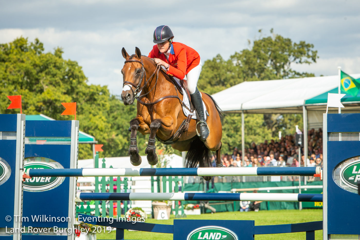 2019 Burghley Horse Trials Concludes With Strong U S  Showing