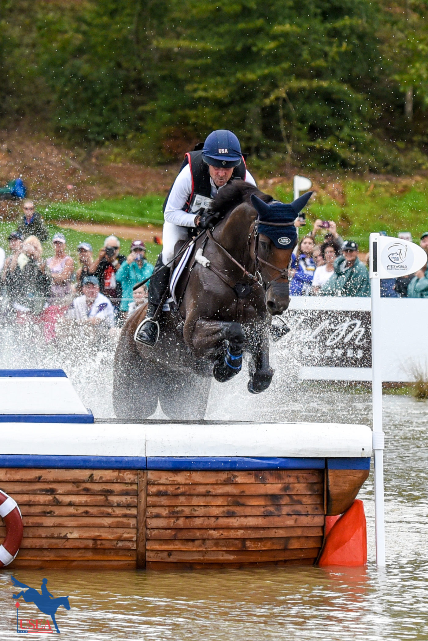 21st - Phillip Dutton and Z (USA)