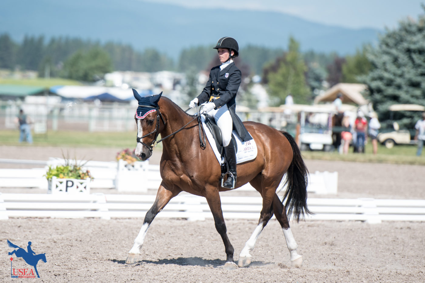 4th - Sloane Pierpont and Indie (Area I)