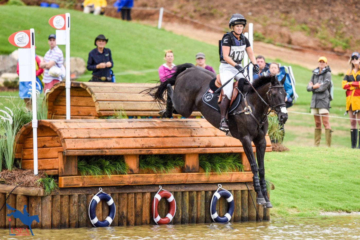12th - Jonelle Price and Classic Moet (NZL)