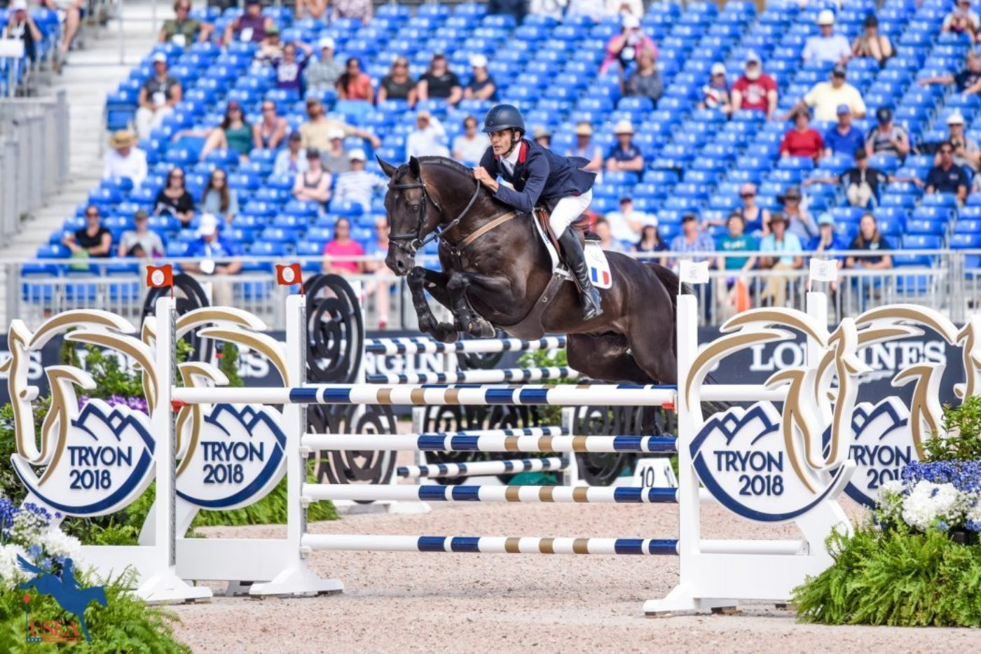 18th - Sidney Dufresne and Tresor Mail (FRA)