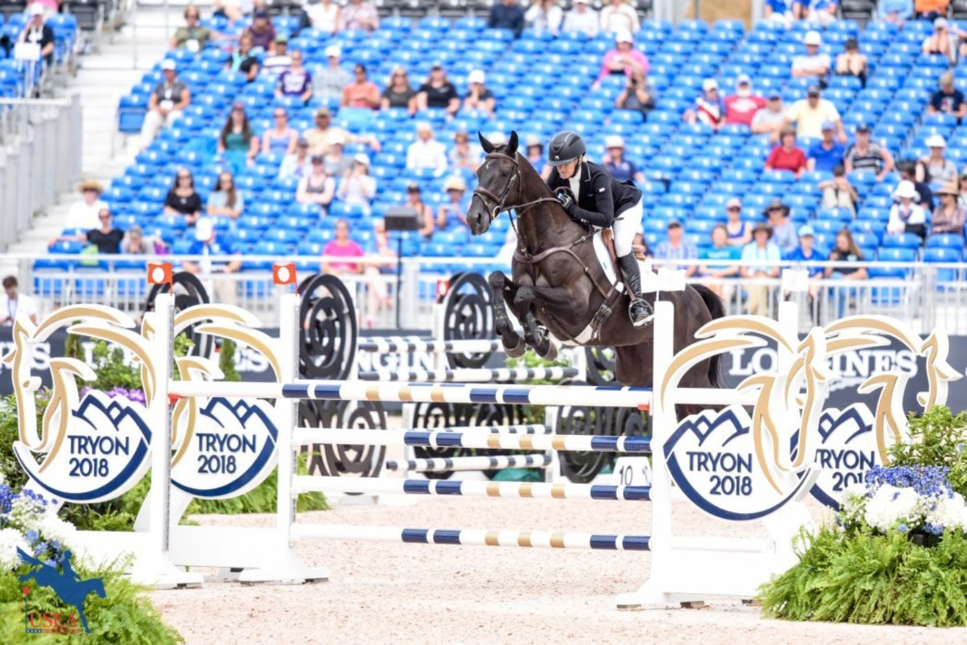 19th - Jonelle Price and Classic Moet (NZL)