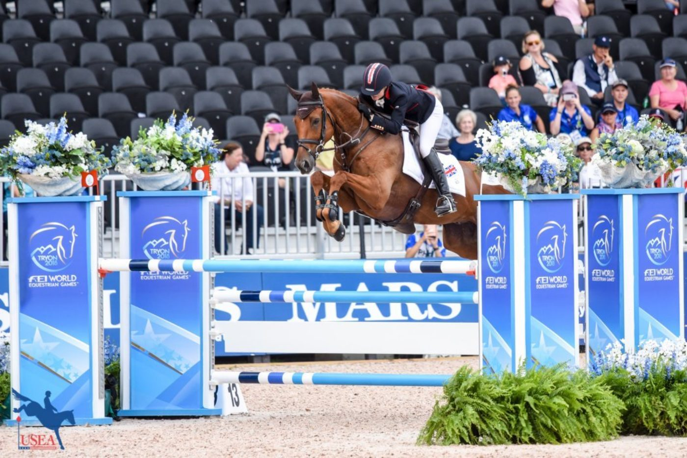 10th - Piggy French and Quarrycrest Echo (GBR)
