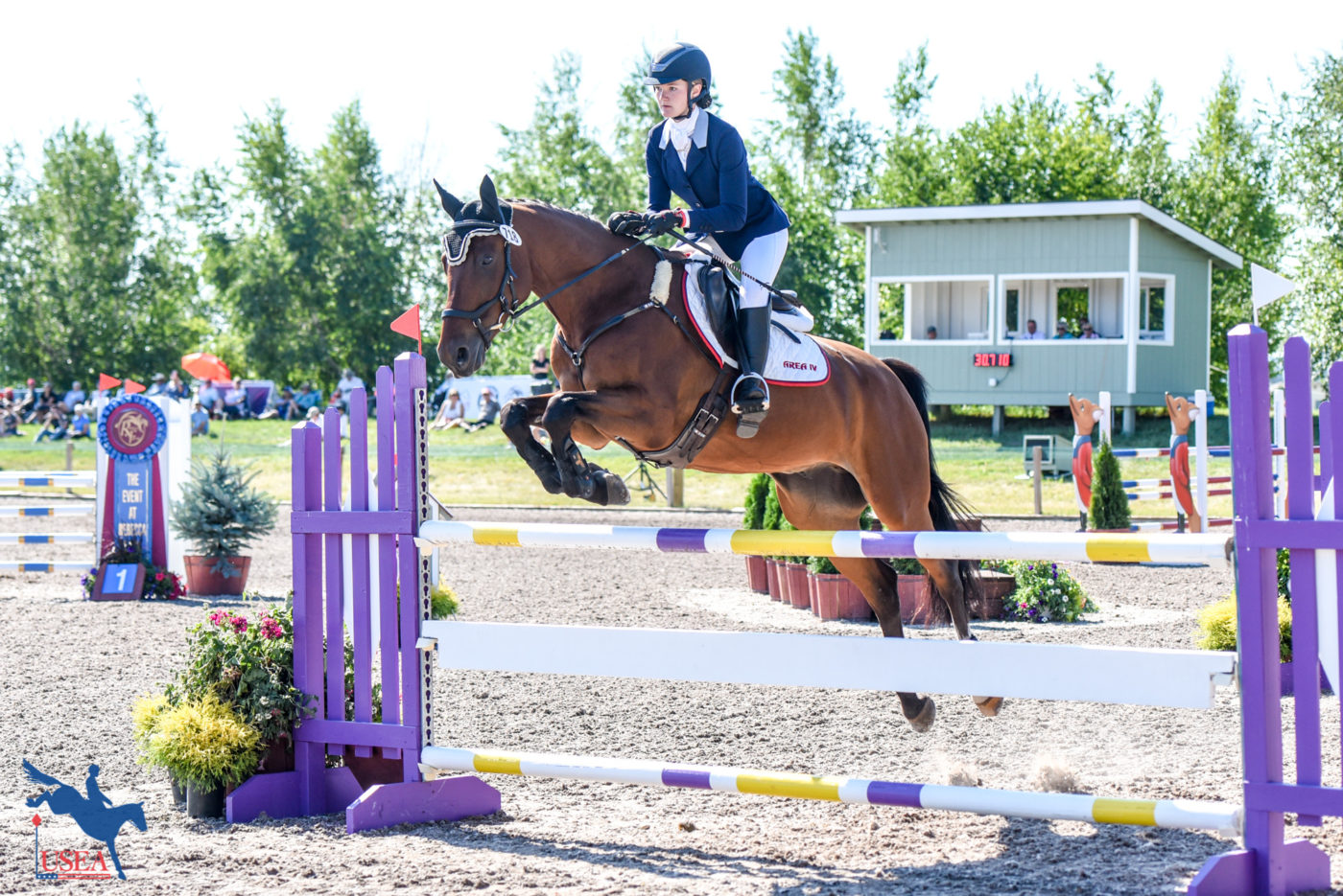 5th - Caitlyn Ruud and Up To You De Lorage