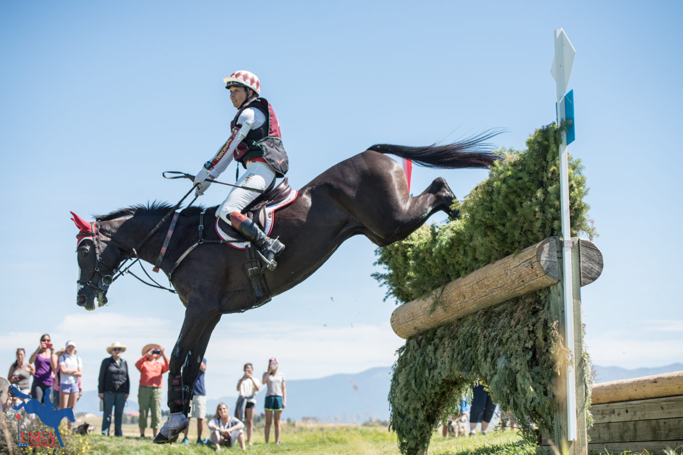 CIC3* - 4th - Jennifer McFall and High Times
