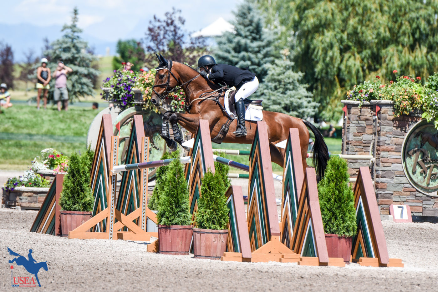 CIC3* - 8th - Forrest el-Effendi and Winter Colony