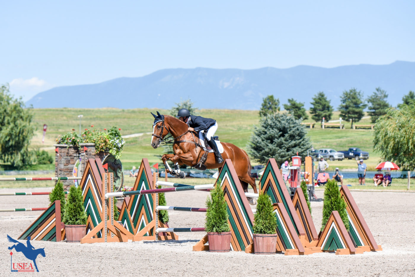 CCI3* - 8th - Alexis Helffrich and London Town