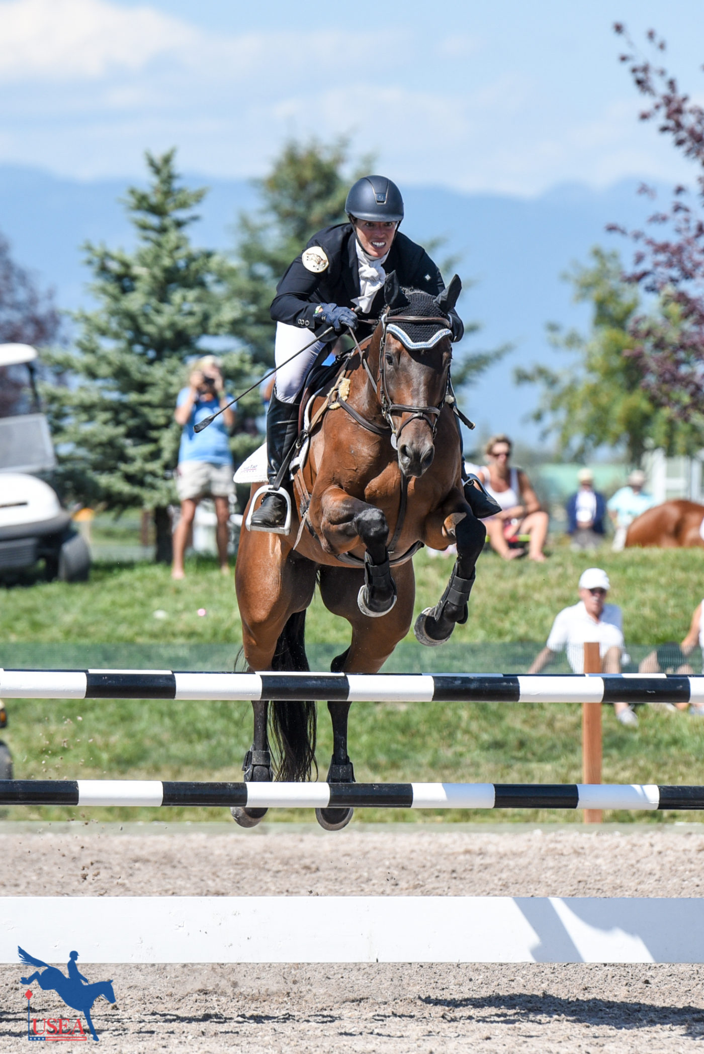 CCI3* - 4th - Ellen Doughty-Hume and Sir Oberon