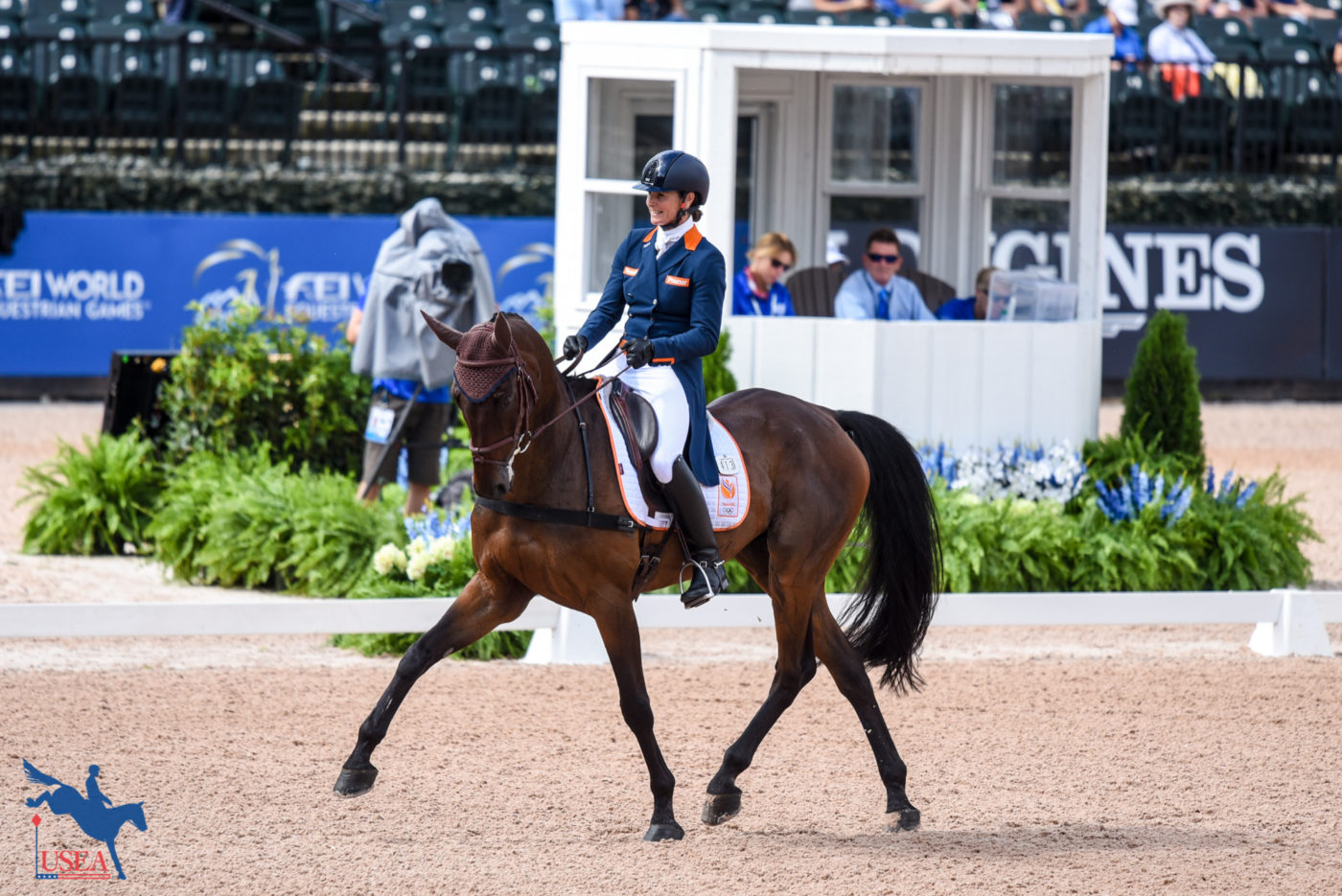 38th - Alice Naber-L'Ozeman and ACSI Harry Belafonte (NED) - 39.9