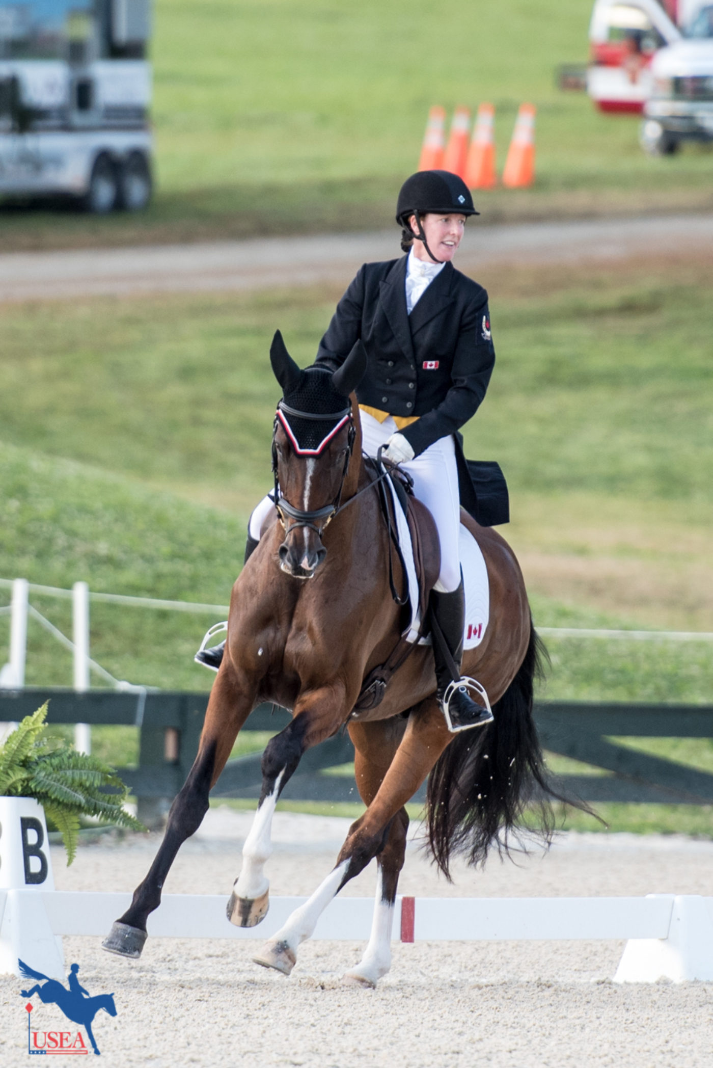 5th - Selena O'Hanlon and Foxwood High (CAN) - 46.9
