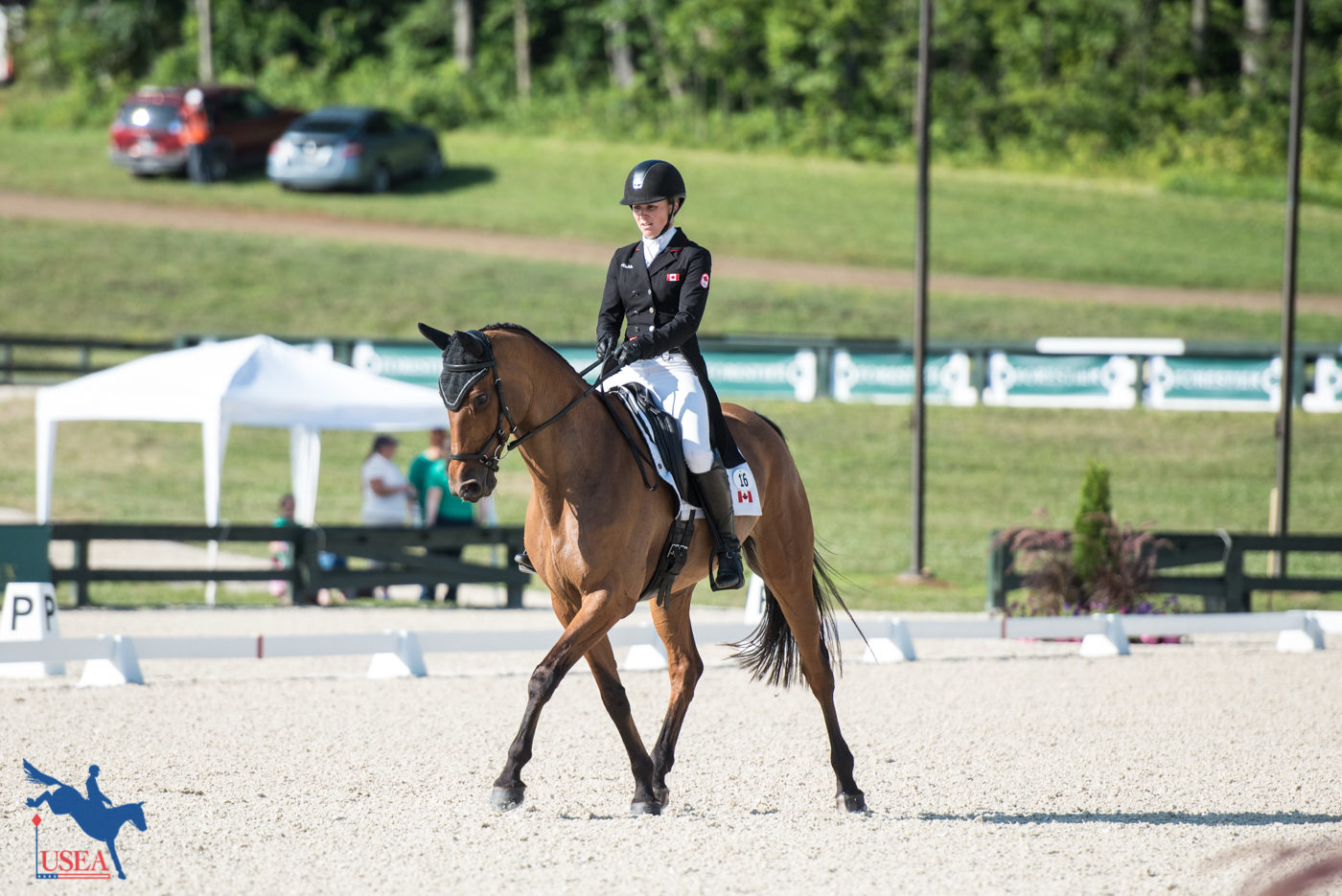 19th - Jessica Phoenix and Abbey GS - 55.7