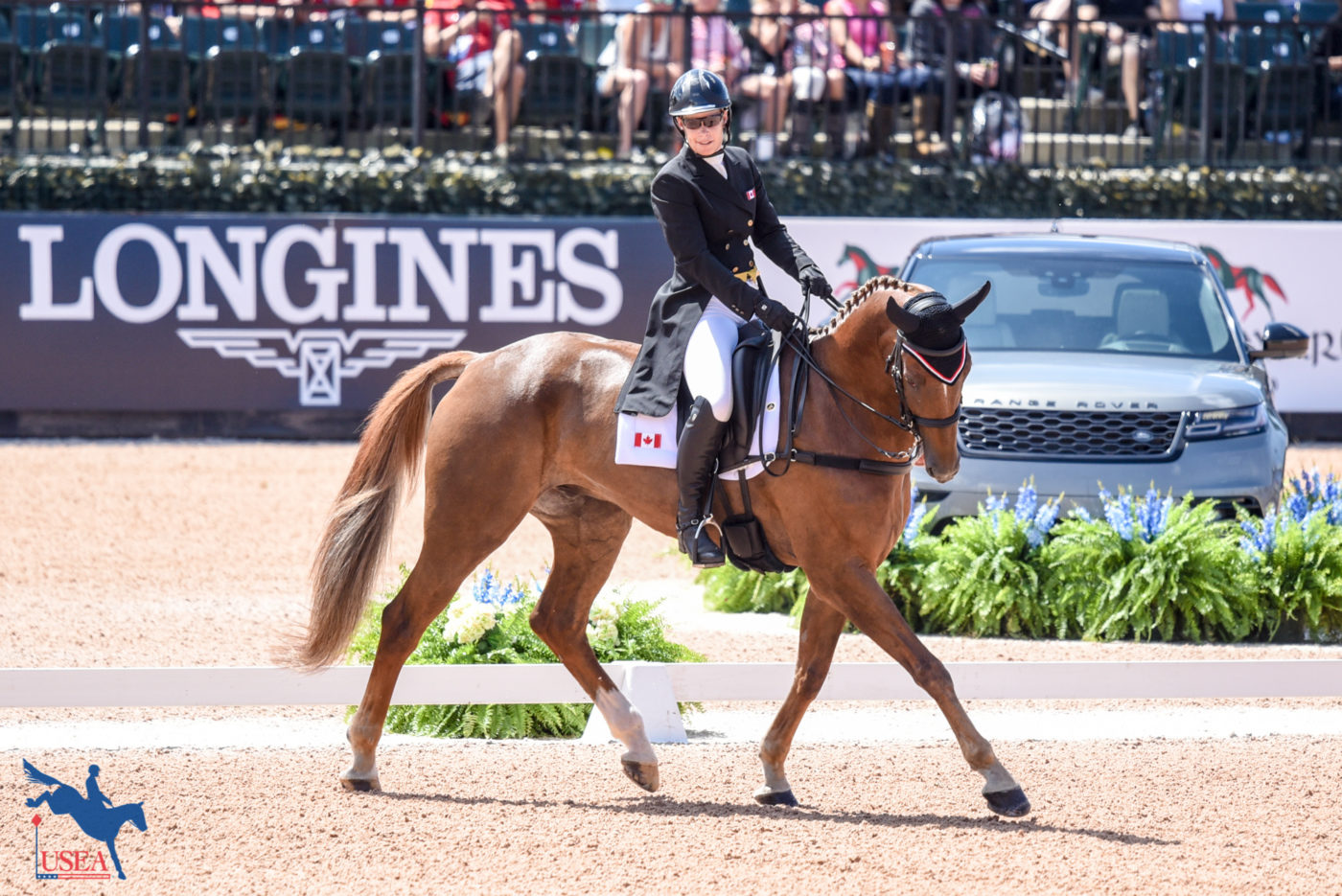 39th - Lisa Marie Fergusson and Honor Me (CAN) - 40.2