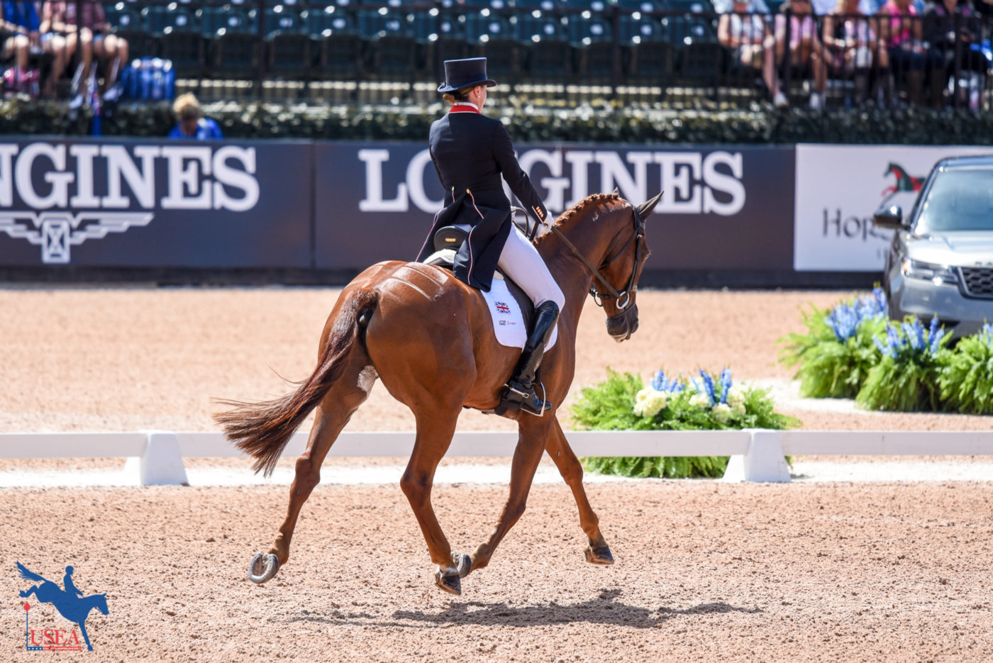 54th - Jessica Phoenix and Pavarotti (CAN)
