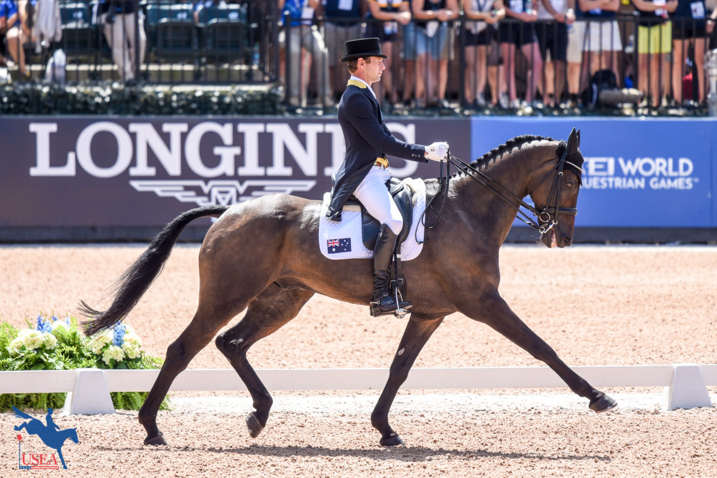 4th - Christopher Burton and Cooley Lands (AUS) - 29.10