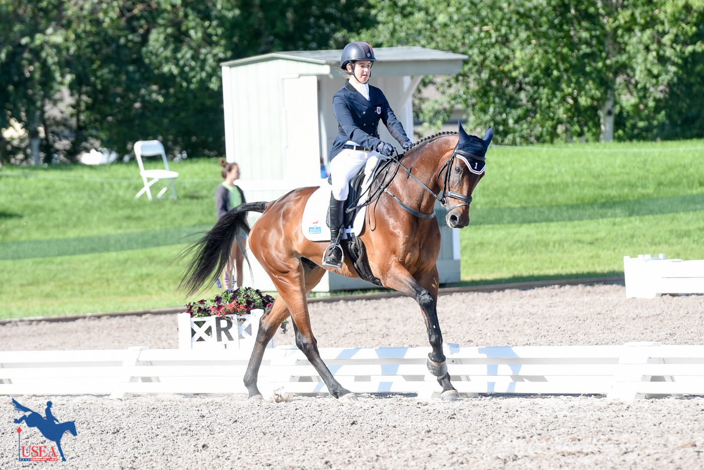 11th - Sami Crandell and Fernhill Chaos - 36.3 (Area I/II)