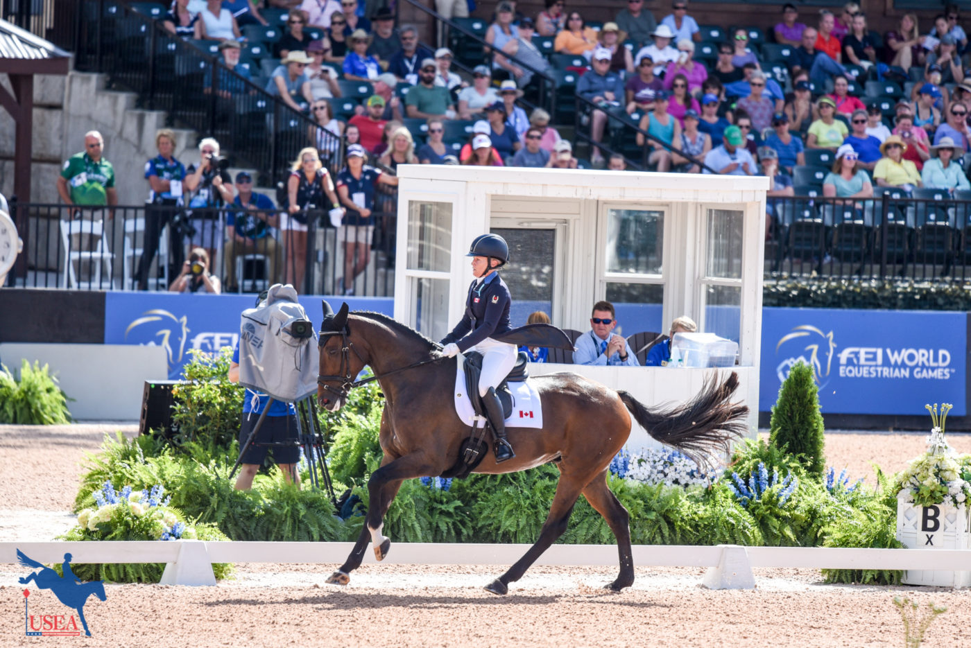 22nd - Hawley Bennett-Awad and Jollybo (CAN) - 32.7