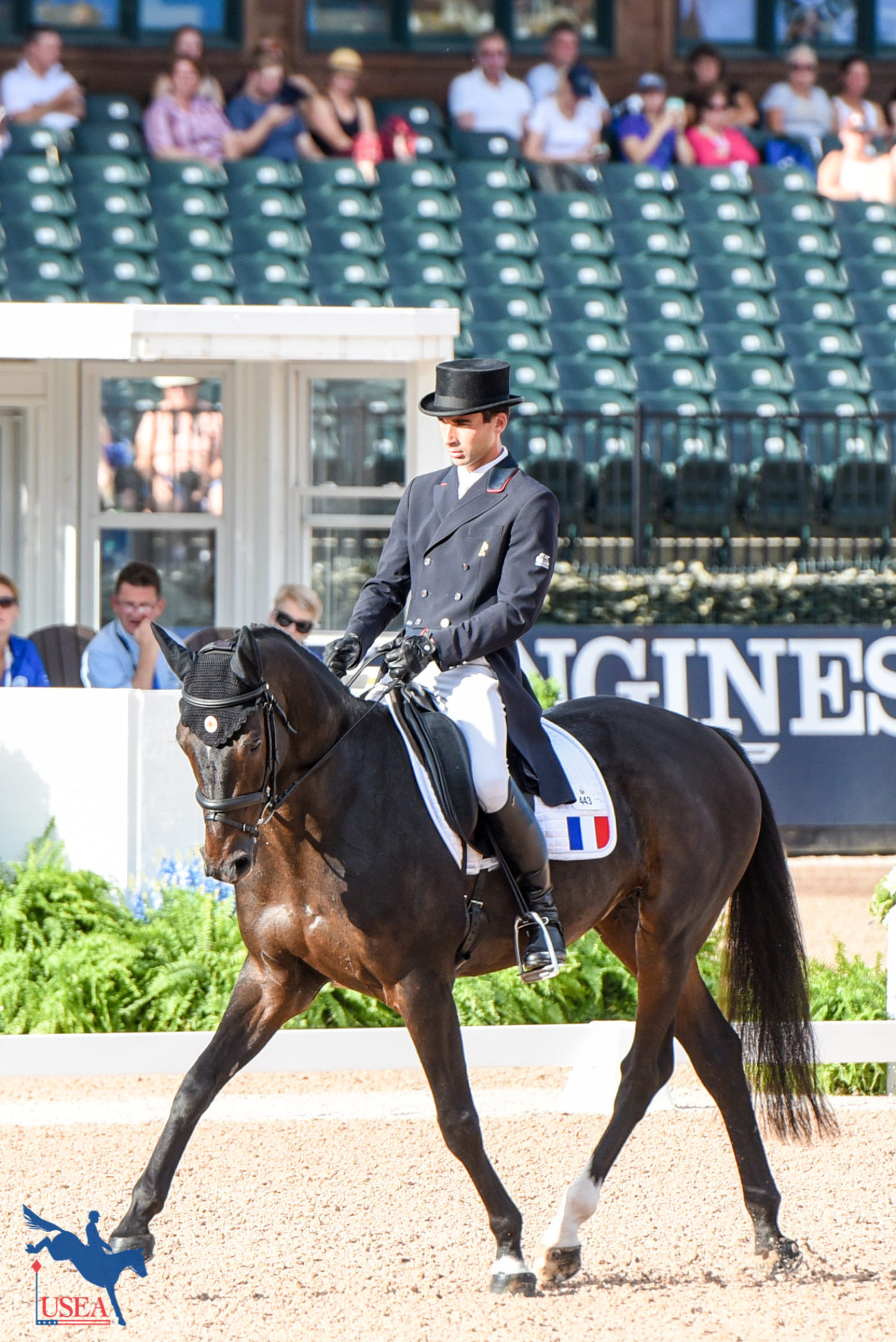 9th - Astier Nicolas and Vinci de la Vigne (FRA)