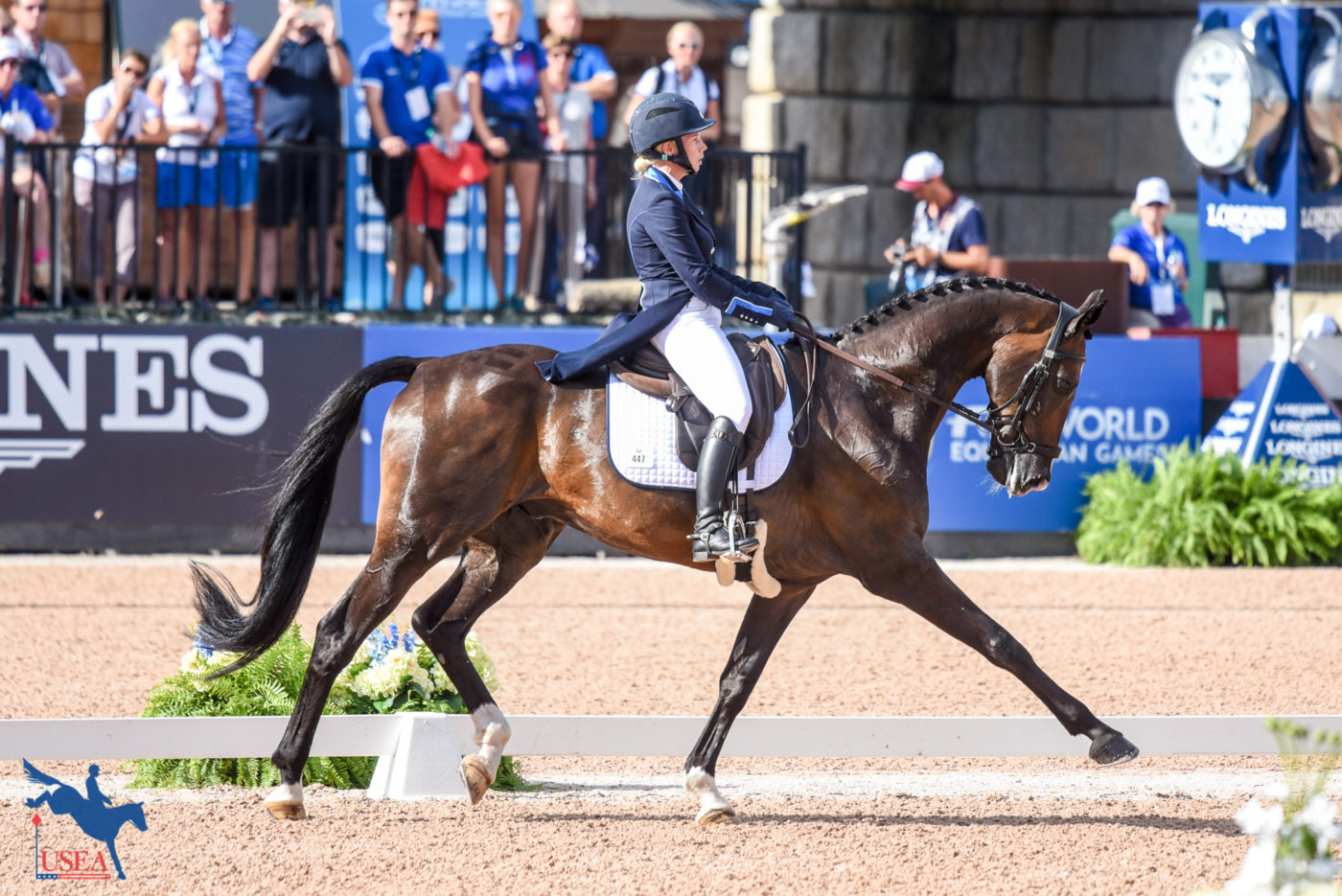 56th - Pauliina Swindells and Ferro S (FIN)