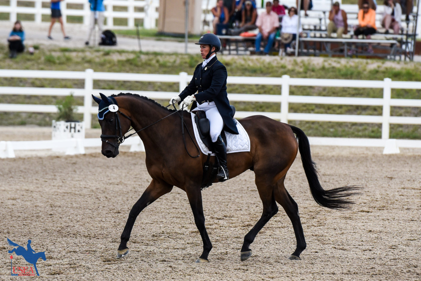 4th - Ellen Doughty-Hume and Sir Oberon - 35.2