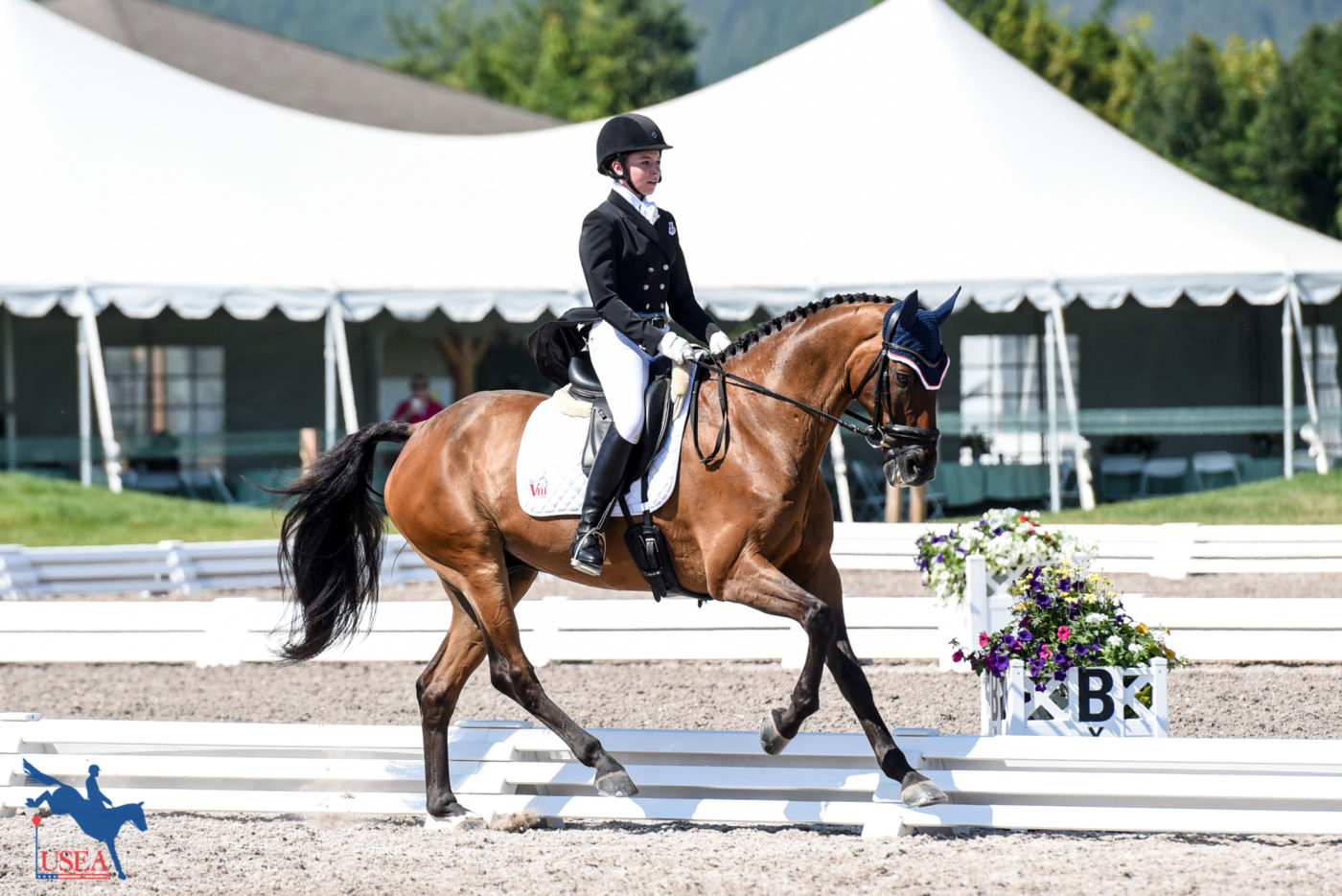 11th - Alexandra Baugh and Mr. Candyman - 36.8