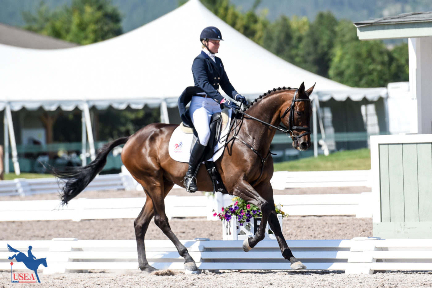 16th - Greta Schwickert and Matchless - 38.8