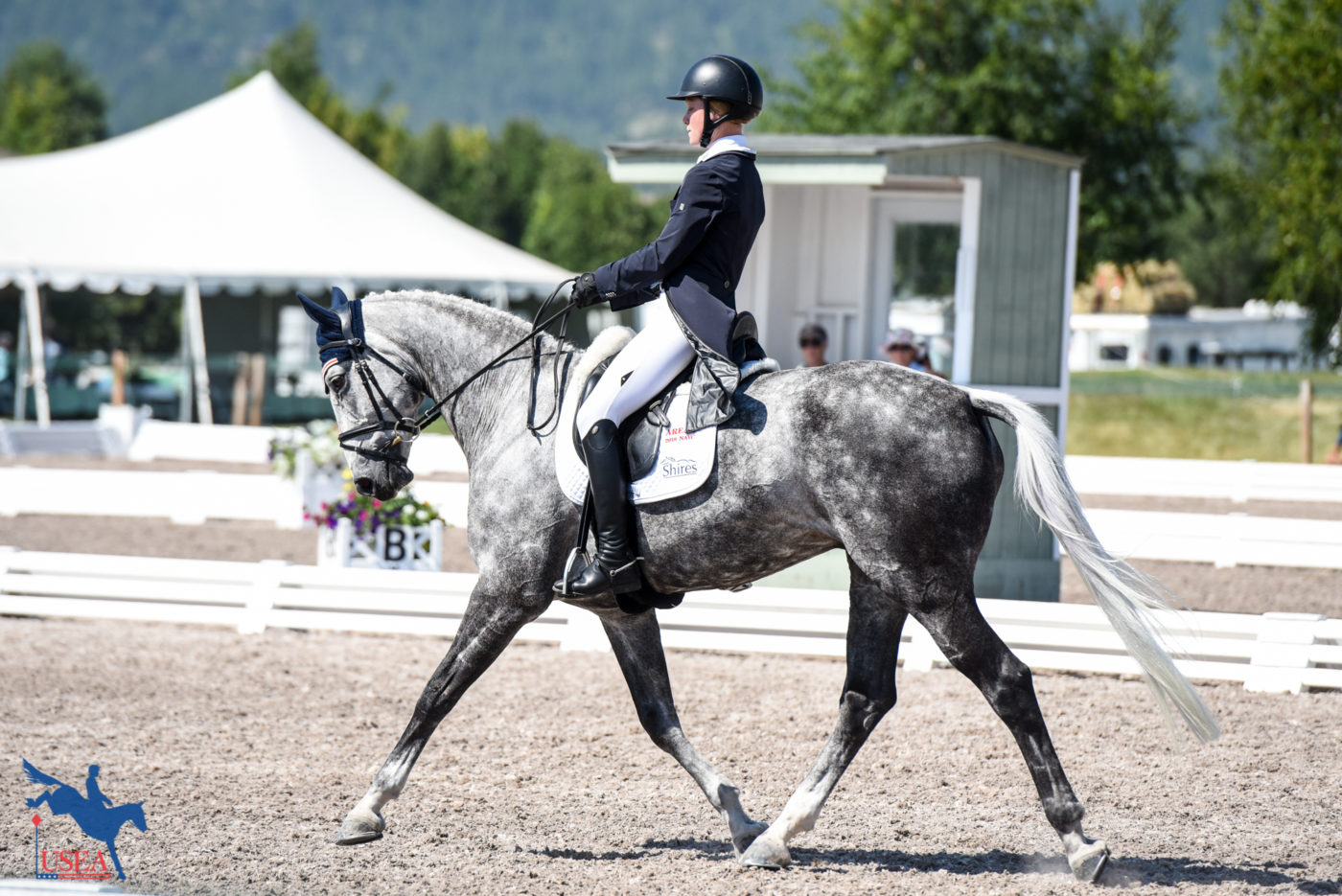 7th - Katie Lichten and Sapphire Blue B - 34.2