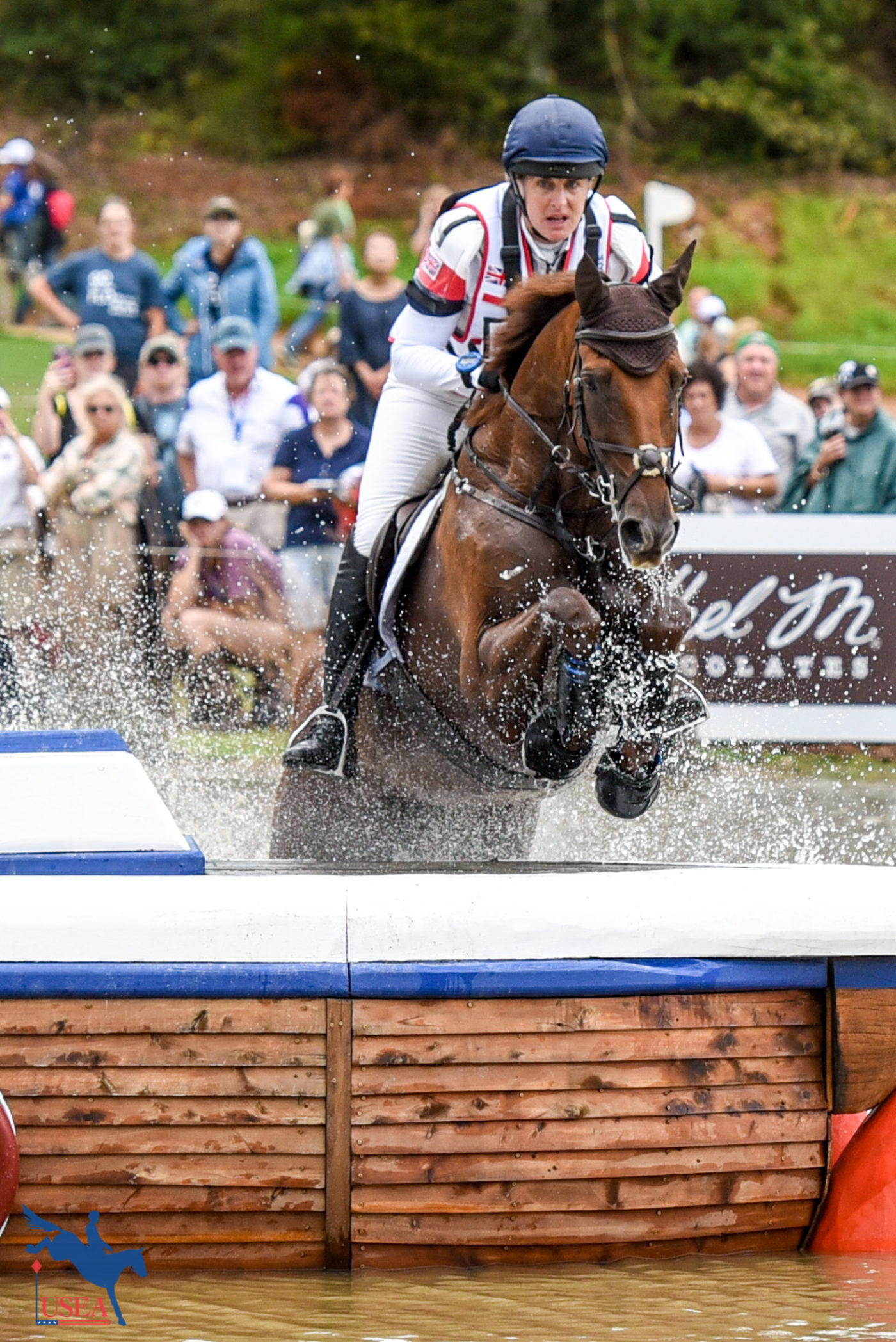 14th - Kristina Cook and Billy The Red (GBR)