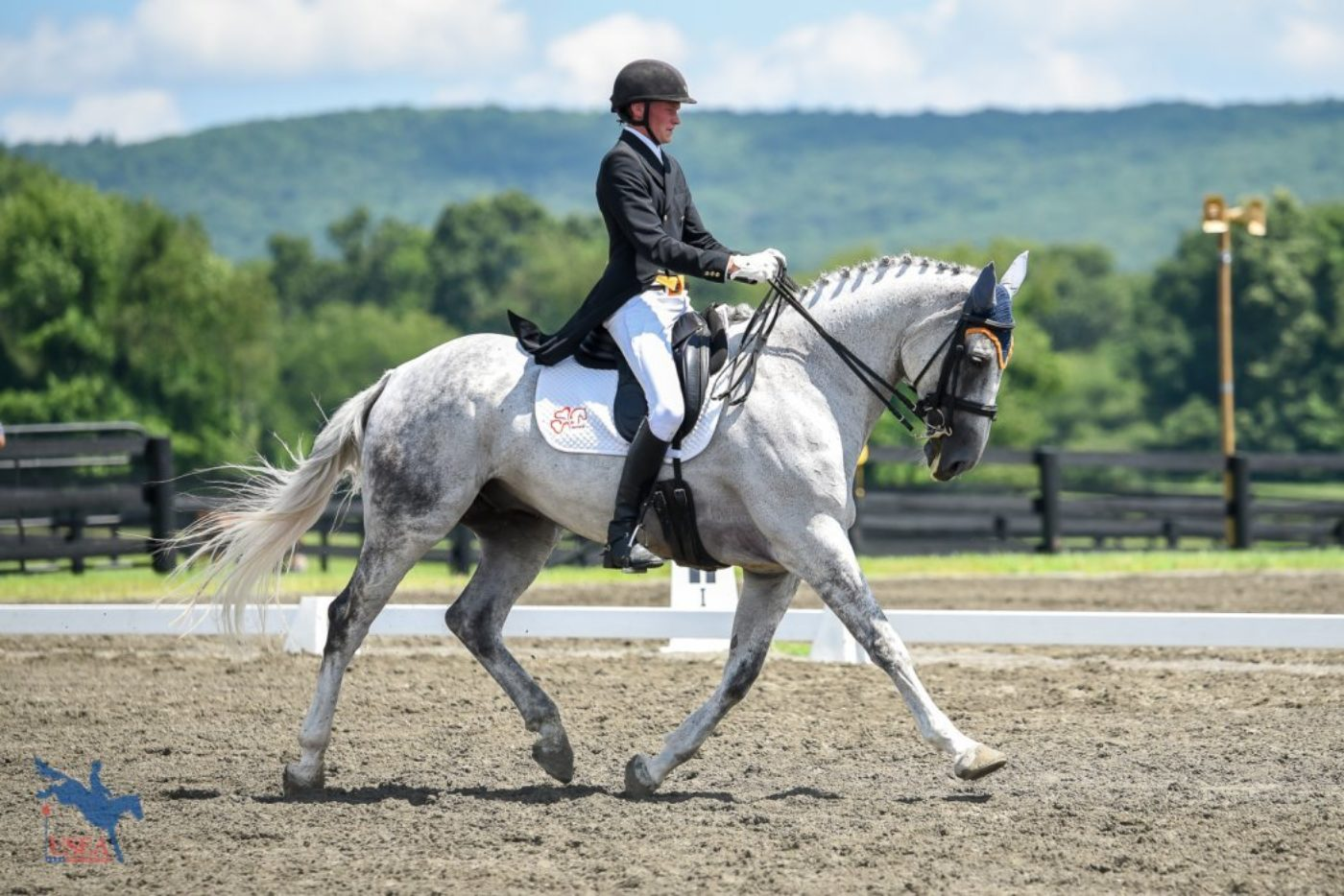 15th - Jorgen Olijslager and Northern Quest Lady's Man - 34.6