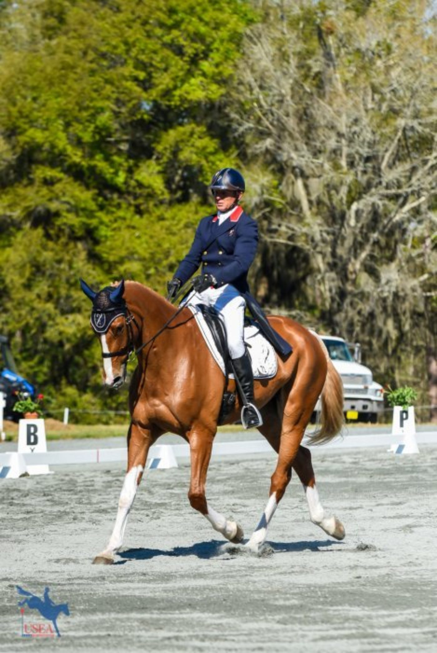 9th - Leslie Law and Voltaire de Tre - 32.3