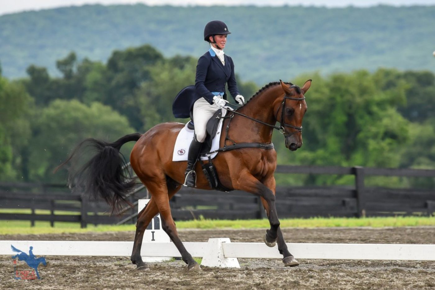 10th - Jenny Caras and Fernhill Full Throttle - 32.1