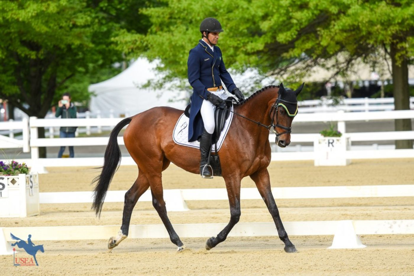 20th - Nilson Moreira da Silva and Lady Colina - 48.5