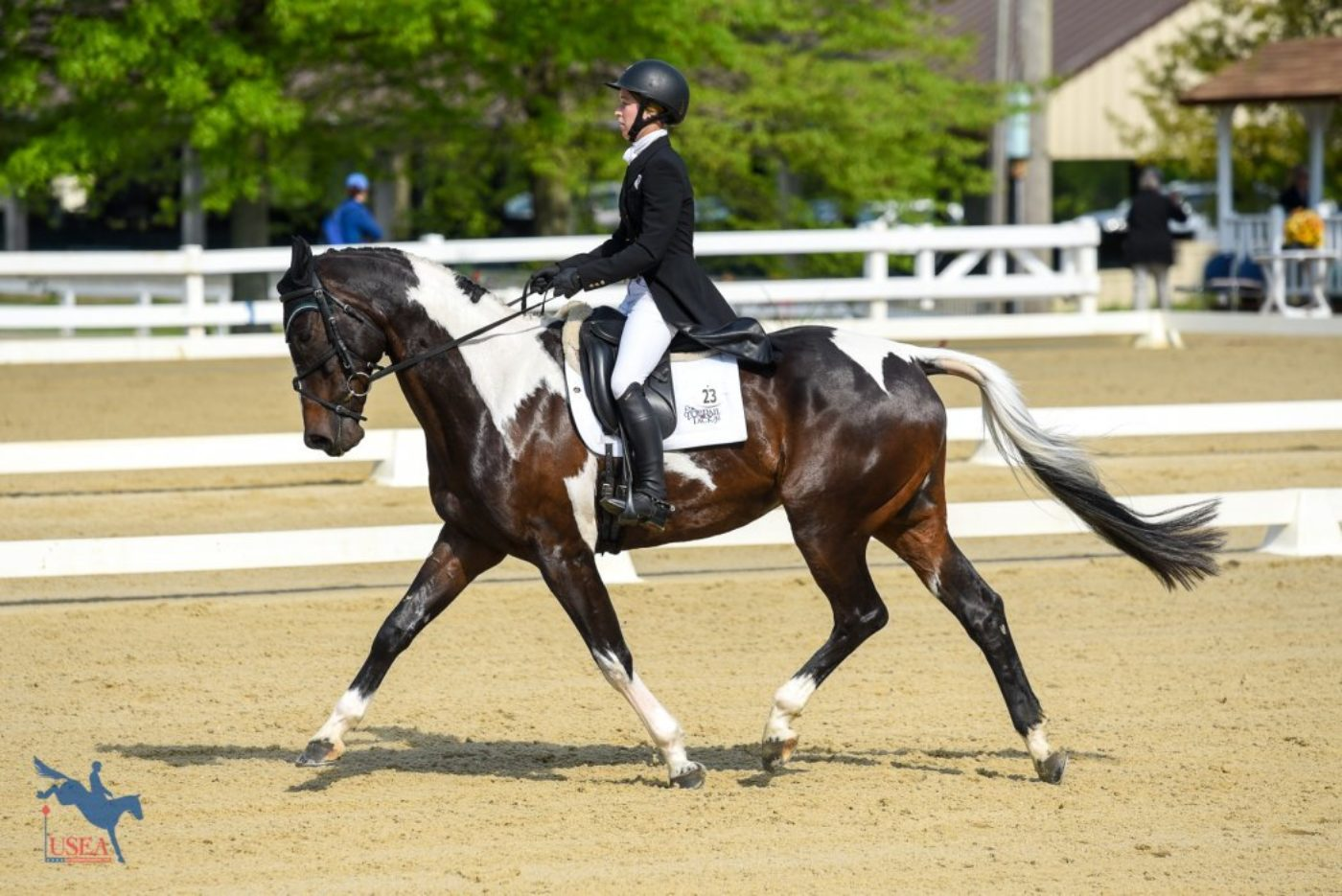 17th - Cornelia Dorr and Sir Patico M - 41.1