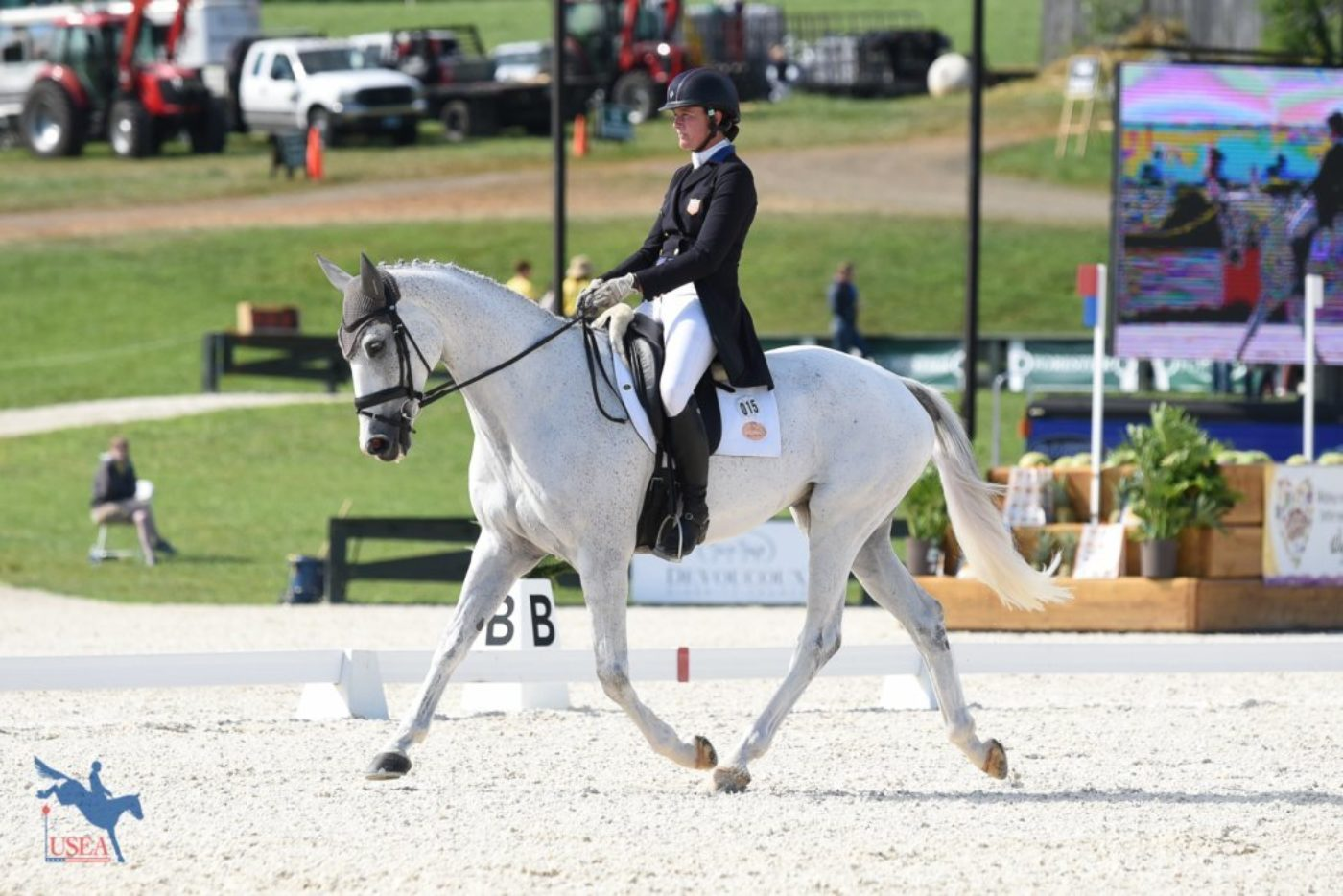23rd - Lauren Kieffer and Landmark's Monte Carlo - 35.4