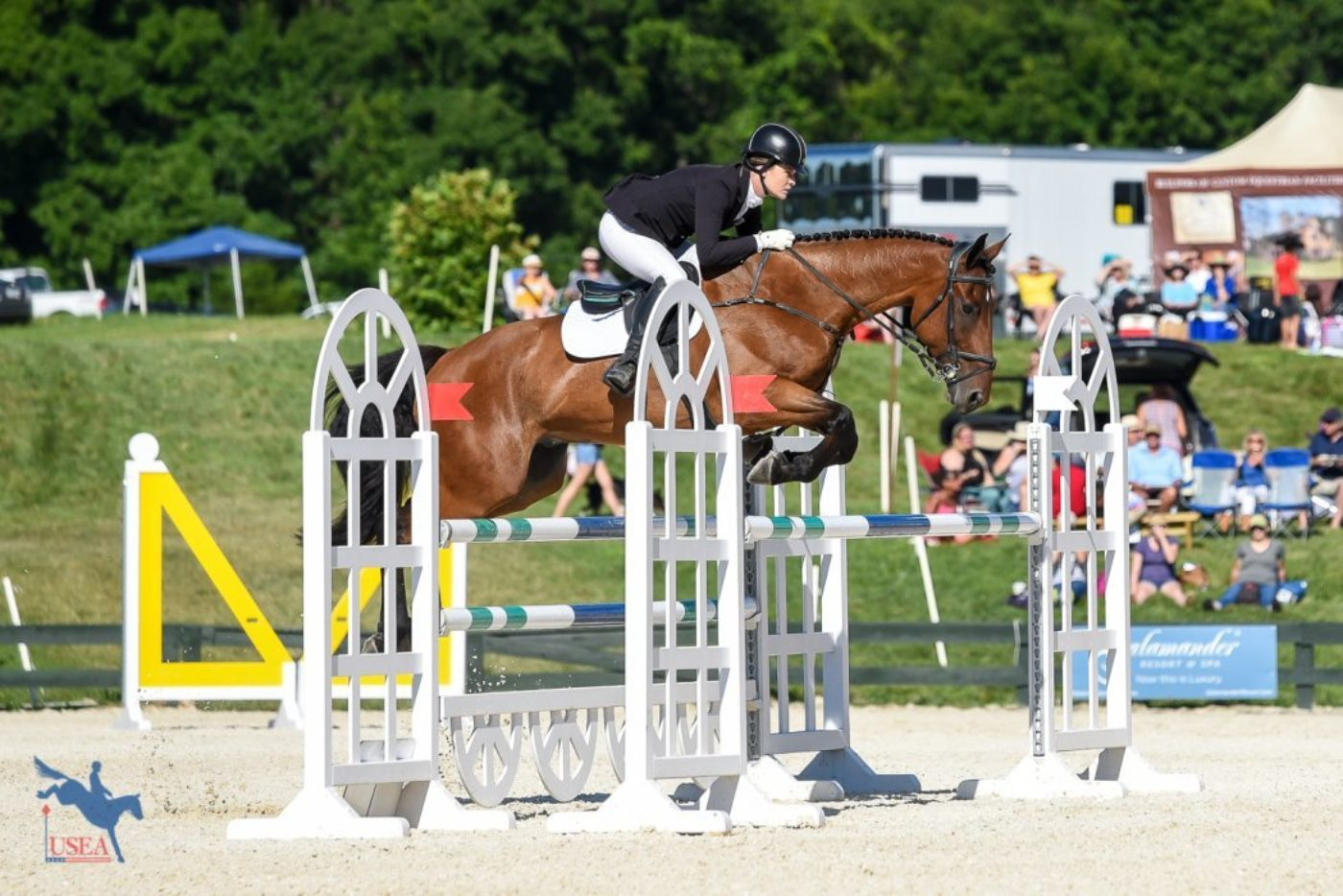 35th - Chelsea Kolman and Dauntless Courage - 44.6