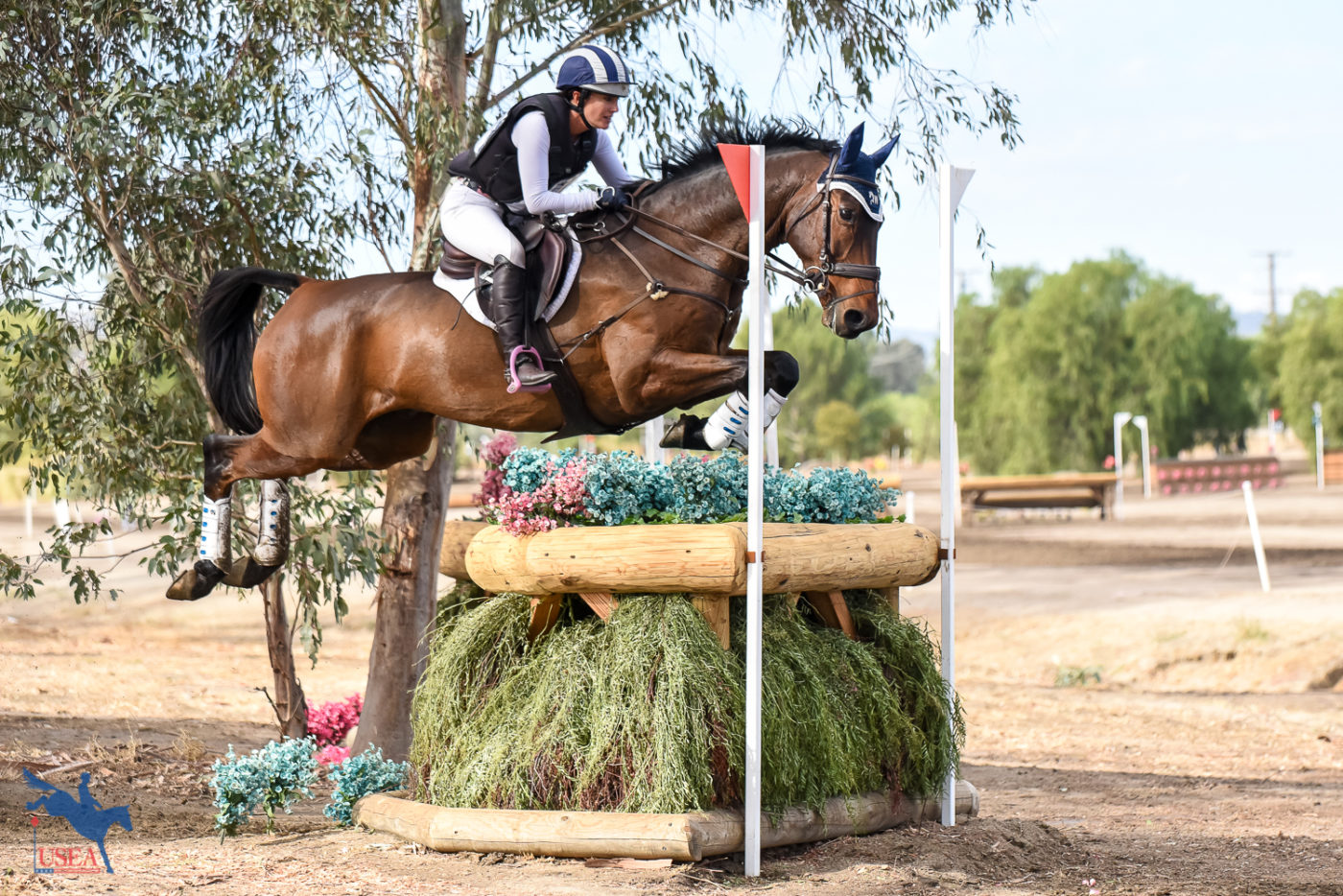 CCI3*-L  3rd - Erin Kellerhouse and Woodford Reserve - 32.9