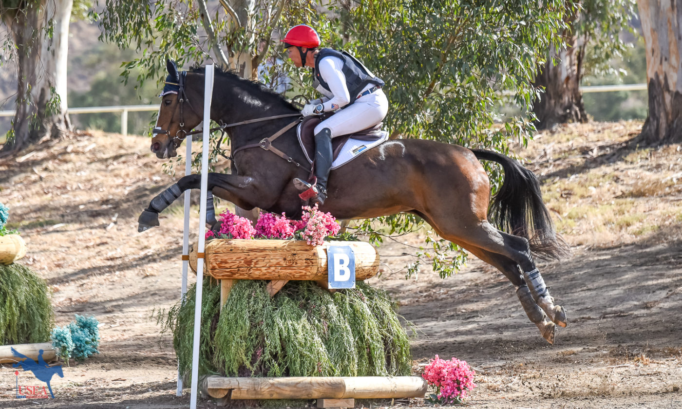 CCI4*-L 1st - Tamra Smith and En Vogue - 28.5