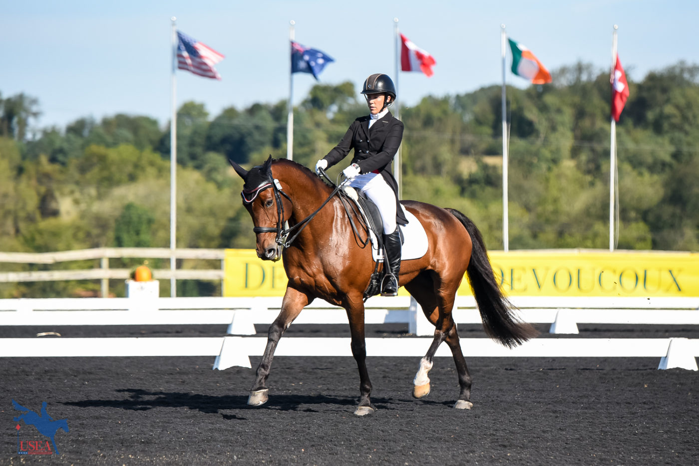 5thT - Fylicia Barr and Galloway Sunrise - 30.5