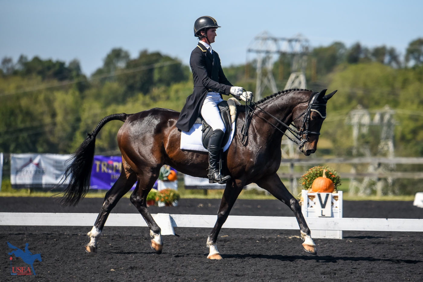 10th - Woods Baughman and C'est La Vie 135 - 31.5