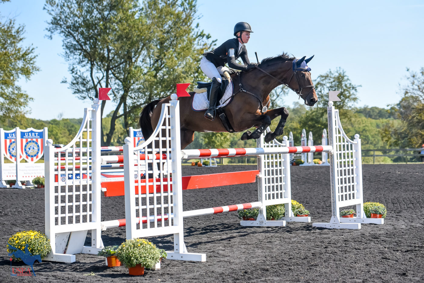 8th - Alexandra Baugh and Mr Candyman - 33.2