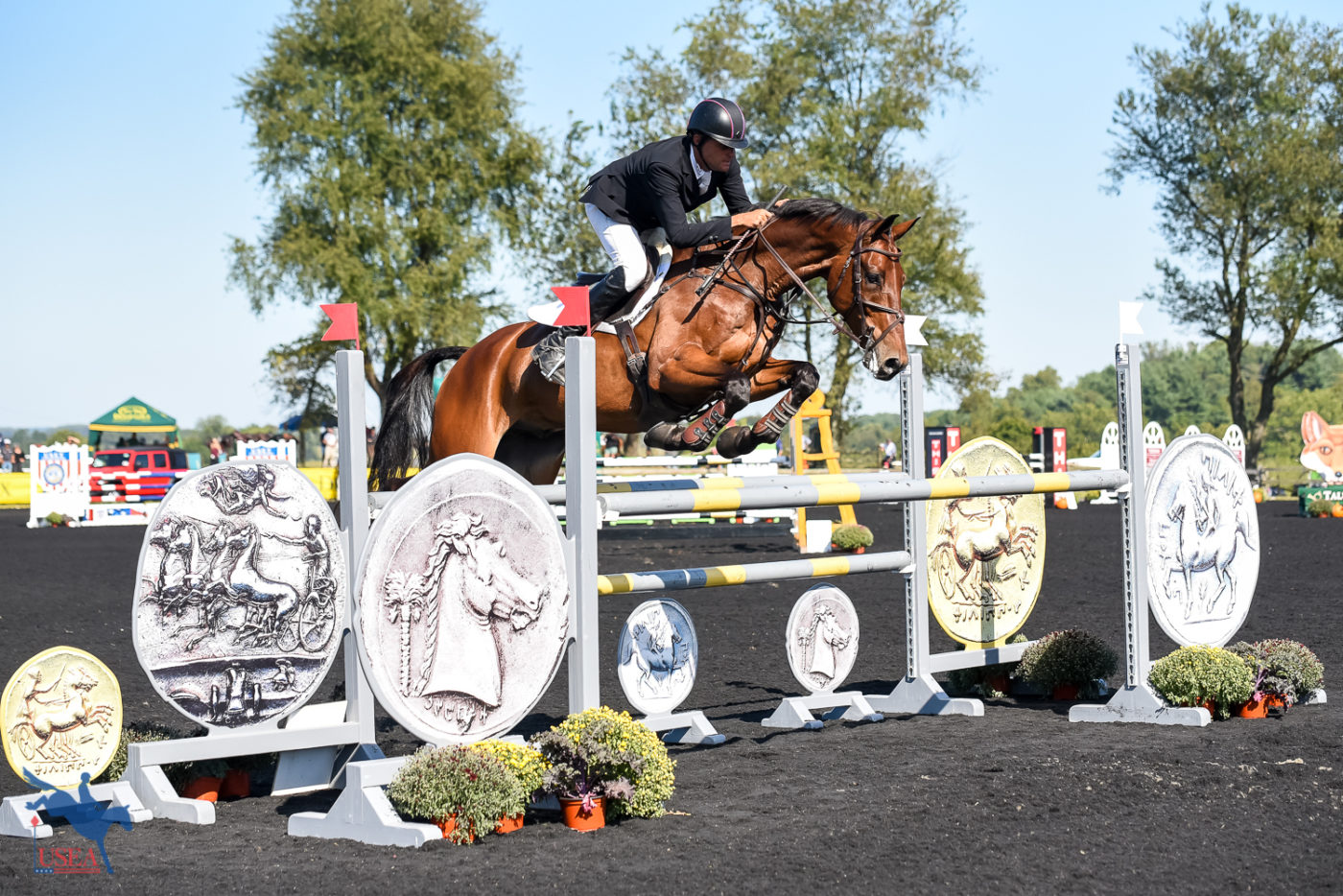 7th - Boyd Martin and Fernhill Singapore - 32.1