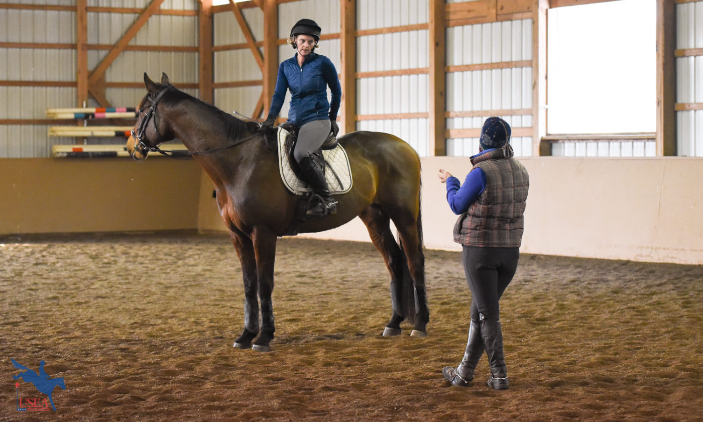 Video Counter Canter For Better Balance With Kristin Bachman